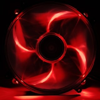 FAN COOLER NZXT AIRFLOW SERIES FZ-200 200 RED LED GTIA 24M - Exxa Store