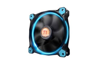 COOLER THERMALTAKE RIING 12 LED BLUE RADIATOR GAMER GTIA 12M - tienda online