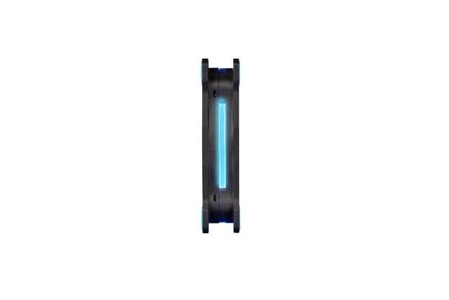 COOLER THERMALTAKE RIING 12 LED BLUE RADIATOR GAMER GTIA 12M