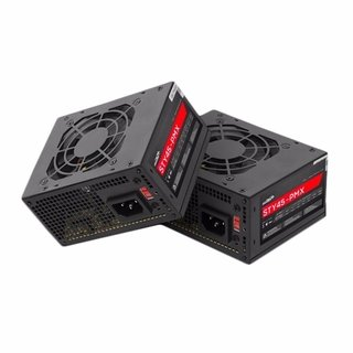 FUENTE PC SENTEY STY 45-PMX SLIM MICRO ATX FAN 80MM 450W