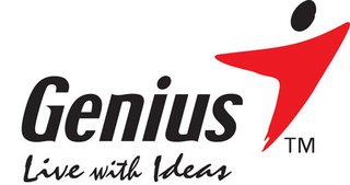 Imagen de PARLANTES GENIUS SP U115 WHITE 3W NOTEBOOK Y PC GTIA 12M