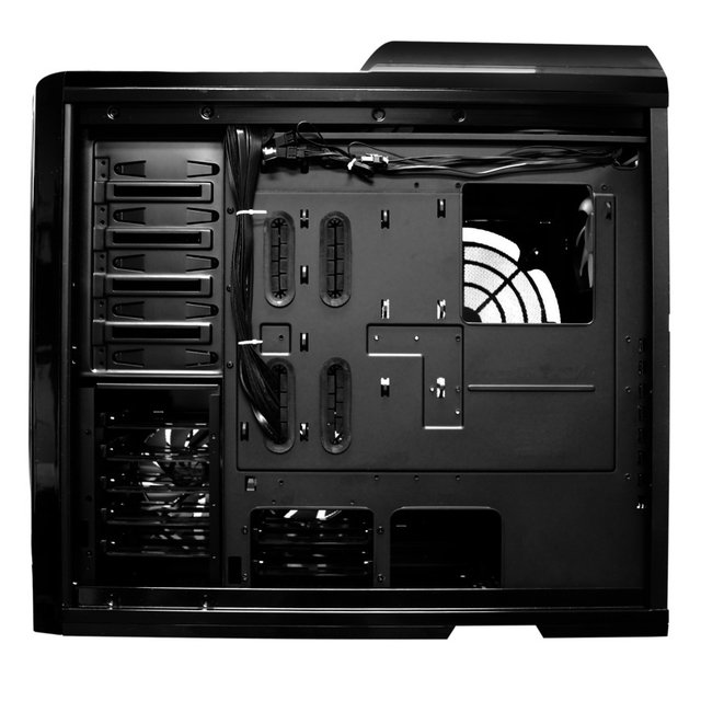 GABINETE NZXT PHANTOM BLACK FAN X4 USB 3.0 FULL TOWER GTIA - Exxa Store
