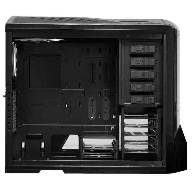 GABINETE NZXT PHANTOM BLACK FAN X4 USB 3.0 FULL TOWER GTIA - comprar online