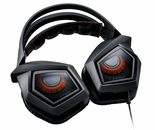 AURICULARES ASUS STRIX PRO MICROFONO PC MAC PS4 3.5MM GTIA - tienda online