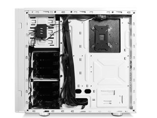 GABINETE NZXT H230 WHITE MID TOWER 2X FAN GAMER GTIA - Exxa Store