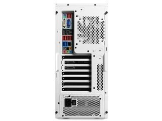 GABINETE NZXT H230 WHITE MID TOWER 2X FAN GAMER GTIA - tienda online