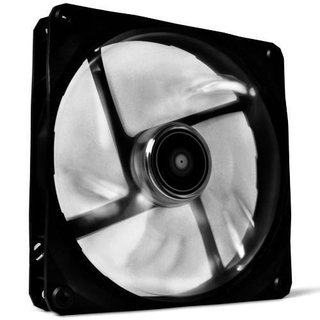 FAN COOLER NZXT AIRFLOW SERIES FZ-140 WHITE LED BLANCO GTIA