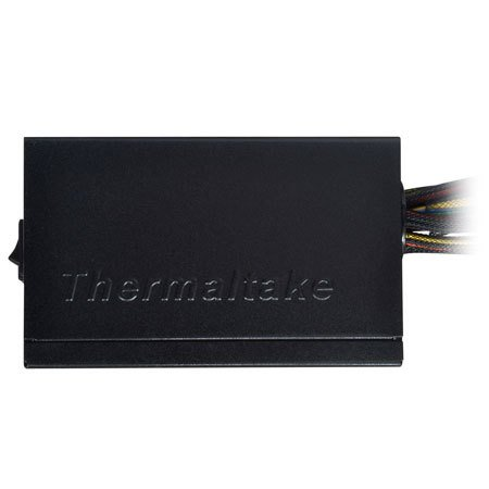 FUENTE PC THERMALTAKE TR 500W REALES FAN 120MM GAMER GTIA en internet