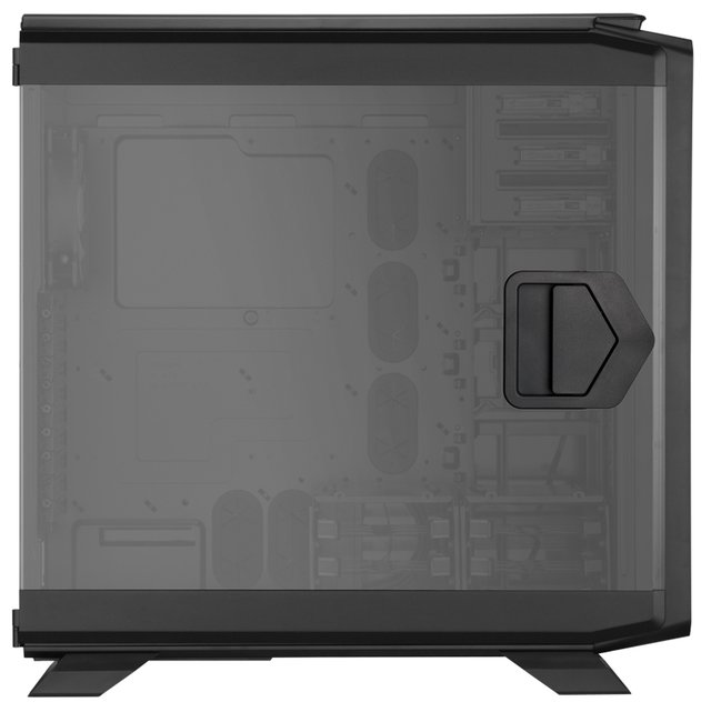 GABINETE CORSAIR GRAPHITE 760T BLACK GAMER FULL TOWER GTIA - Exxa Store