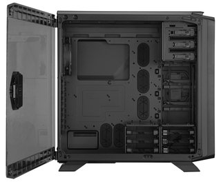 GABINETE CORSAIR GRAPHITE 760T BLACK GAMER FULL TOWER GTIA - tienda online