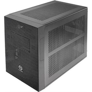 GABINETE THERMALTAKE CORE X1 BLACK CA-1D6-00S1WN-00 GAMER - Exxa Store