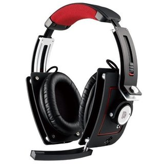 AURICULARES TT LEVEL 10 M BLACK GAMER 3.5MM MICROFONO 3M