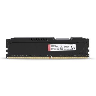 MEMORIA RAM KINGSTON HYPERX FURY DDR4 4GB 2666 MHZ GTIA en internet