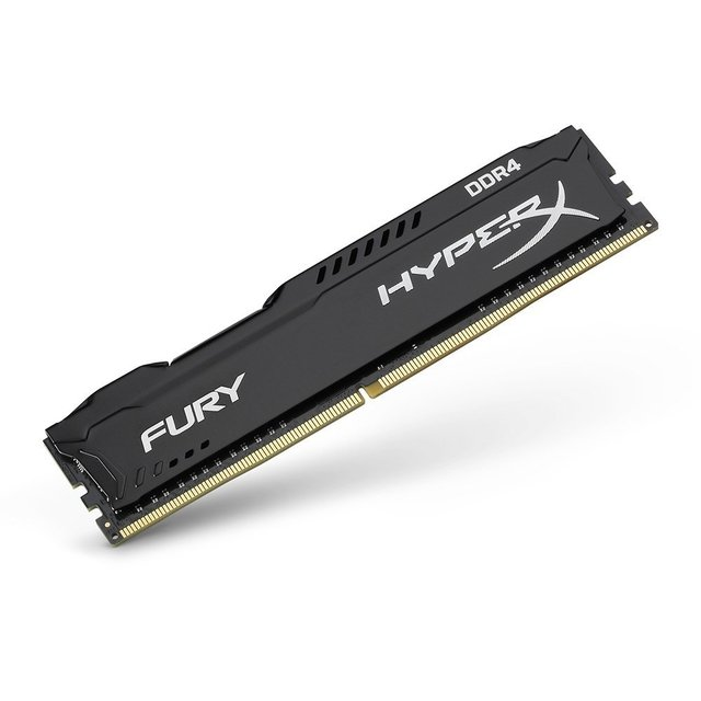 MEMORIA RAM KINGSTON HYPERX FURY DDR4 4GB 2666 MHZ GTIA - comprar online