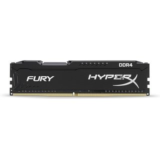 MEMORIA RAM KINGSTON HYPERX FURY DDR4 4GB 2666 MHZ GTIA - tienda online