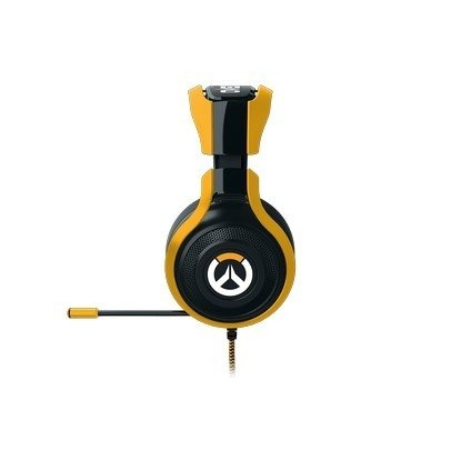 AURICULARES RAZER OVERWATCH MANO WAR TOURNAMENT EDITION GTIA