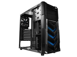 GABINETE RAIDMAX VORTEX V4 404WBU GAMER ATX 1X FAN COOLER en internet