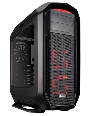 GABINETE CORSAIR GRAPHITE 780T VENTANA BLACK FULL TOWER GTIA