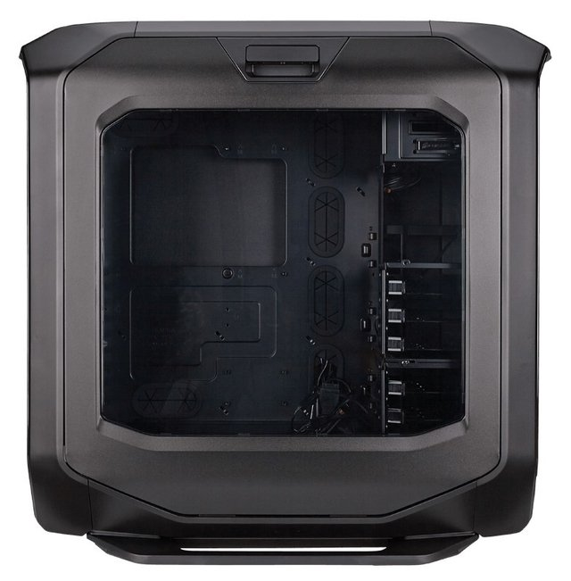 GABINETE CORSAIR GRAPHITE 780T VENTANA BLACK FULL TOWER GTIA - comprar online