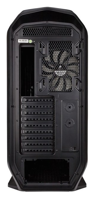 GABINETE CORSAIR GRAPHITE 780T VENTANA BLACK FULL TOWER GTIA - Exxa Store