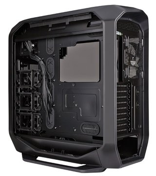 GABINETE CORSAIR GRAPHITE 780T VENTANA BLACK FULL TOWER GTIA - tienda online