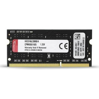 MEMORIA RAM KINGSTON DDR3 SODIMM 4GB 1600 1.35V GARANTIA en internet