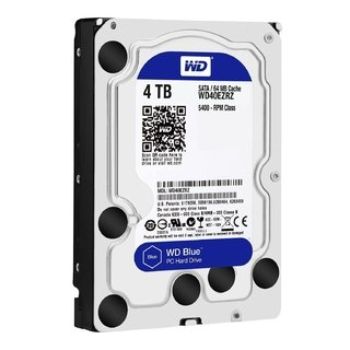 DISCO RIGIDO 4TB 7200 SATA WD BLUE EDITION