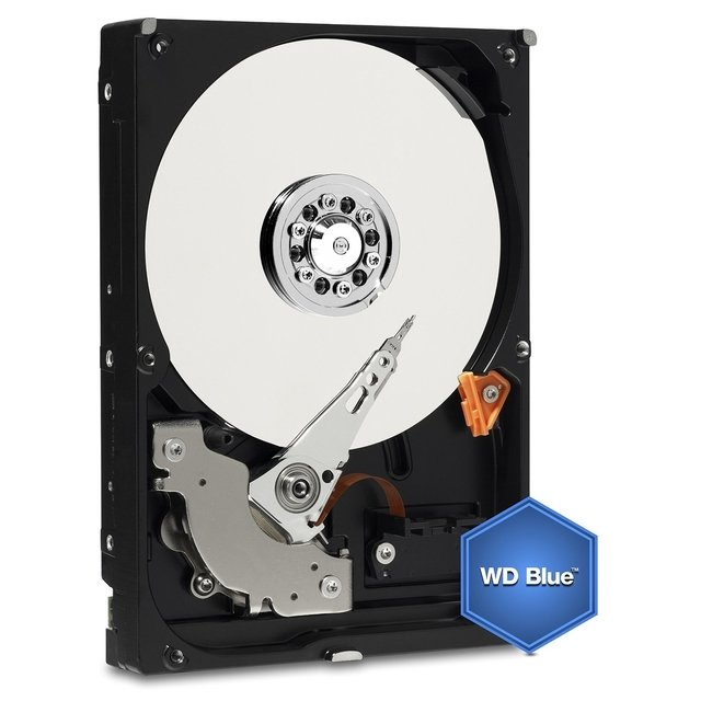 DISCO RIGIDO 4TB 7200 SATA WD BLUE EDITION en internet