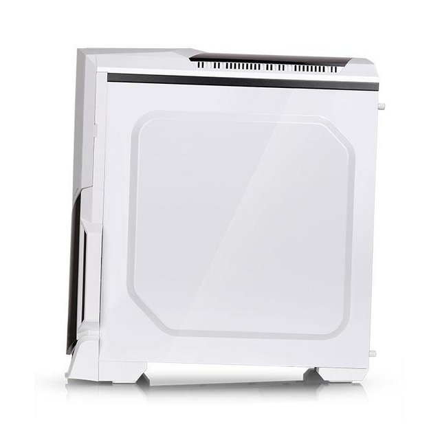 GABINETE THERMALTAKE VERSA N21 WHITE MID TOWER GAMER GTIA 36 en internet