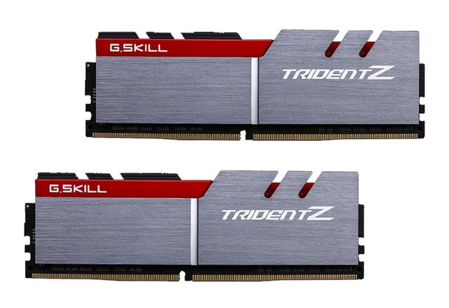 MEMORIA GSKILL DDR4 16GB 3200Mhz TRIDENTZ 2x8GB BLACK RED - comprar online