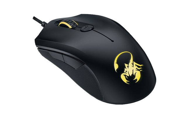 MOUSE GENIUS GX GAMING SCORPION M6-600 BLACK RGB 5000 GTIA - tienda online