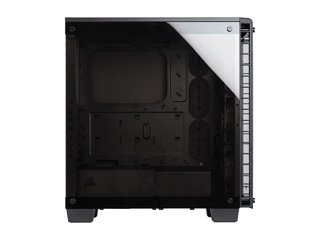 GABINETE CORSAIR CRYSTAL 460X RGB BLACK MID TOWER FAN X3 RGB en internet