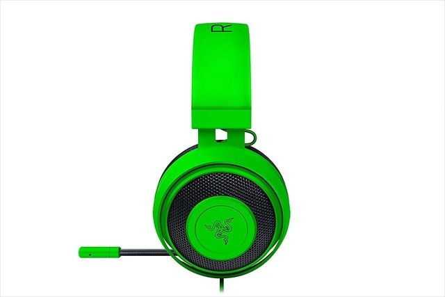 AURICULARES RAZER KRAKEN PRO V2 GREEN PC MAC PS4 XBOX ONE
