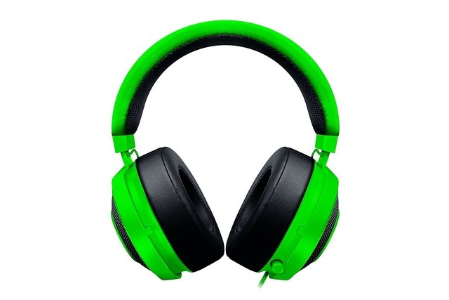 AURICULARES RAZER KRAKEN PRO V2 GREEN PC MAC PS4 XBOX ONE - comprar online