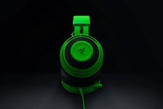 AURICULARES RAZER KRAKEN PRO V2 GREEN PC MAC PS4 XBOX ONE - Exxa Store