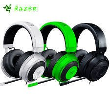 AURICULARES RAZER KRAKEN PRO V2 GREEN PC MAC PS4 XBOX ONE - tienda online
