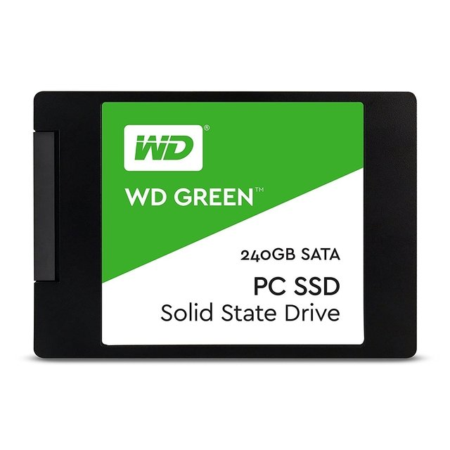 DISCO SOLIDO SSD 240GB WD GREEN SATA III INTERNAL GTIA 12M - Exxa Store