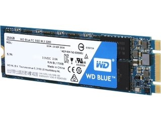 DISCO SOLIDO SSD 250GB M.2 WD BLUE INTERNAL SATA-6GB/S GTIA en internet