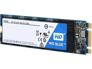 DISCO SOLIDO SSD 500GB M.2 WD BLUE INTERNAL SATA-6GB/S GTIA