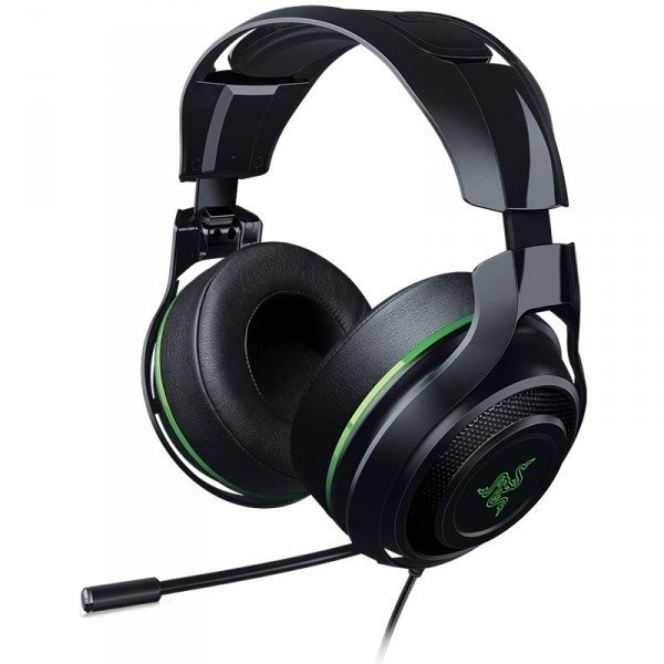 AURICULARES RAZER MANO WAR 7.1 LIMITED RAZER GREEN EDITION