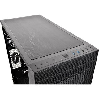 GABINETE THERMALTAKE CORE X71 BLACK FULL TOWER GARANTIA 36M - comprar online