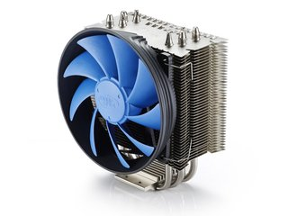 CPU COOLER DEEPCOOL CPU GAMMAXX S40 54CFM FAN 120MM GTIA 12 - Exxa Store