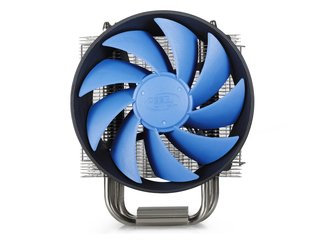 CPU COOLER DEEPCOOL CPU GAMMAXX S40 54CFM FAN 120MM GTIA 12 - tienda online