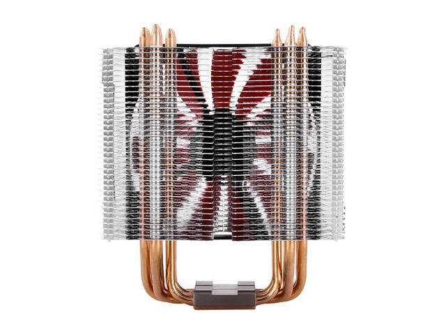 CPU COOLER DEEPCOOL CPU GS LUCIFER K2 61.9CFM FAN 120 GTIA12 en internet