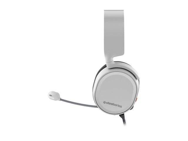AURICULARES STEELSERIES ARCTIS 3 - WHITE - GAMER - GTIA 12 en internet