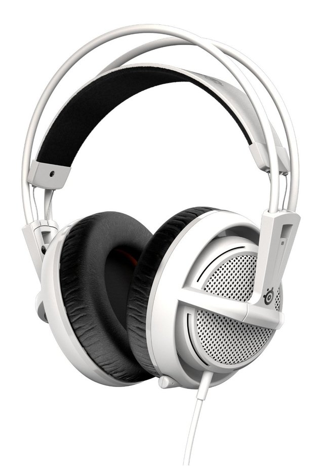 AURICULARES STEELSERIES SIBERIA 200 WHITE GAMER PS4 PC - tienda online
