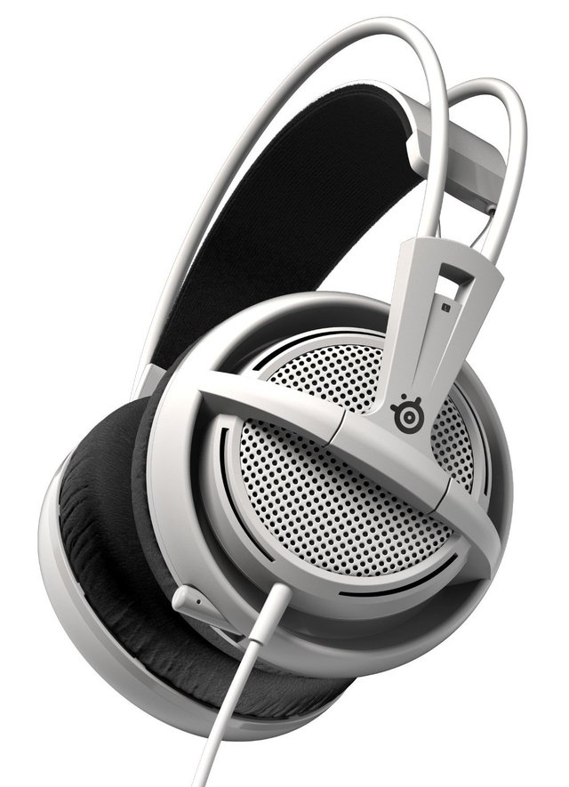 AURICULARES STEELSERIES SIBERIA 200 WHITE GAMER PS4 PC - Exxa Store