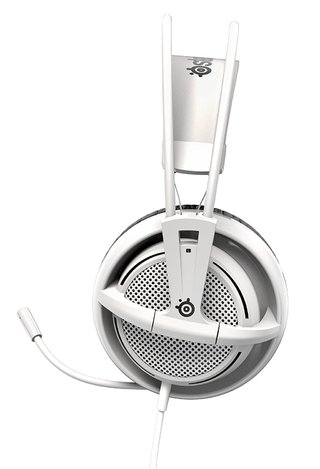 AURICULARES STEELSERIES SIBERIA 200 WHITE GAMER PS4 PC - comprar online