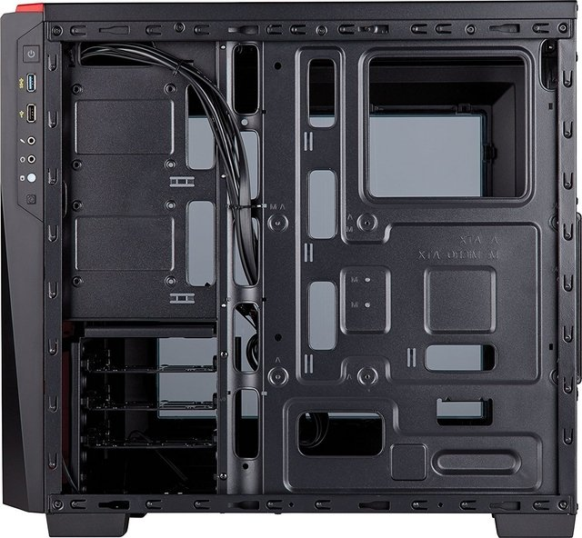 GABINETE CORSAIR CARBIDE SPEC 04 BLACK/RED en internet
