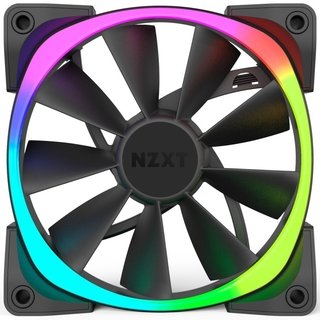 FAN COOLER NZXT AER RGB 120MM B1 22 DBA 1500 RPM 52.4 CFM